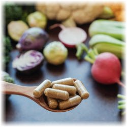 Photo of vitamins
