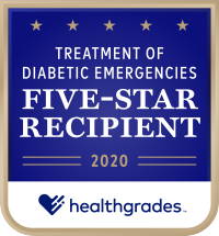 award badge diabetic emergencies