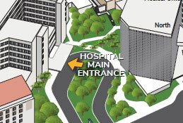 Map of PIH Health Good Samaritan Hospital