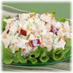 photo of chicken salad