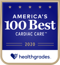 award badge cardiac care