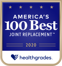 award badge joint replacement