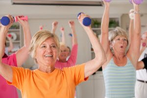 Exercise slow when you start a new exercise program