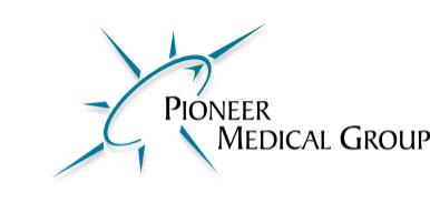 Logo for the old Pioneer Medical Group
