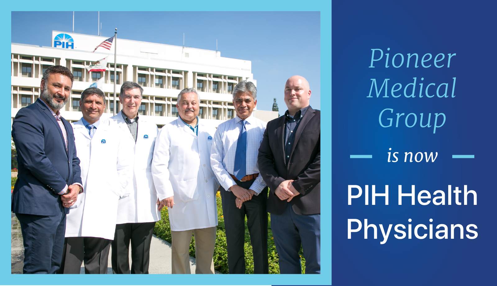 Welcome to PIH Health - PIH Health - Whittier, CA