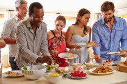 5 Easy Ways to Cut Calories at Your Next Holiday Party