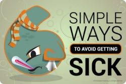 Simple Ways to Avoid Getting Sick